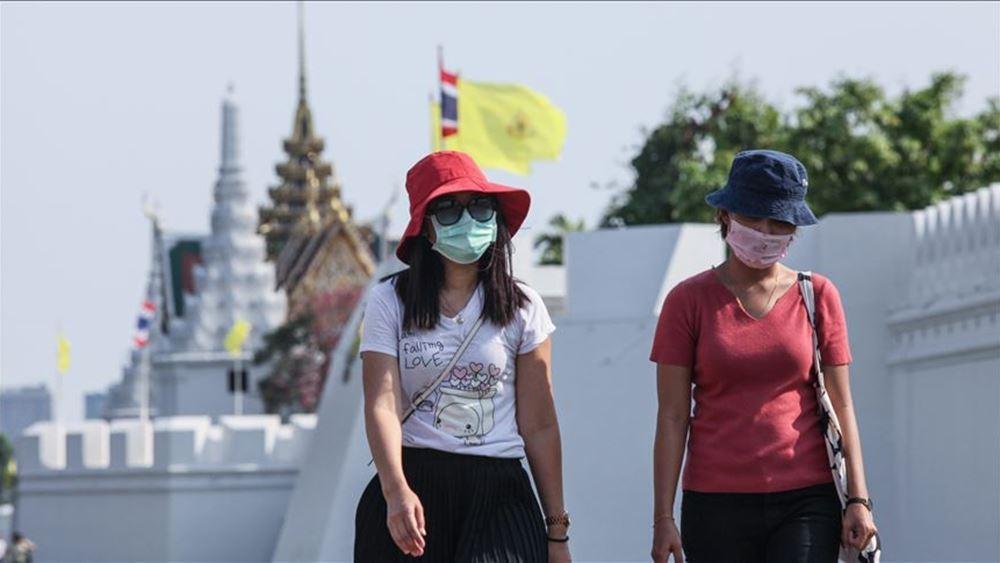 Ταϊλάνδη: 965νέα κρούσματα, μετά από δύο μέρες αρνητικών ρεκόρ