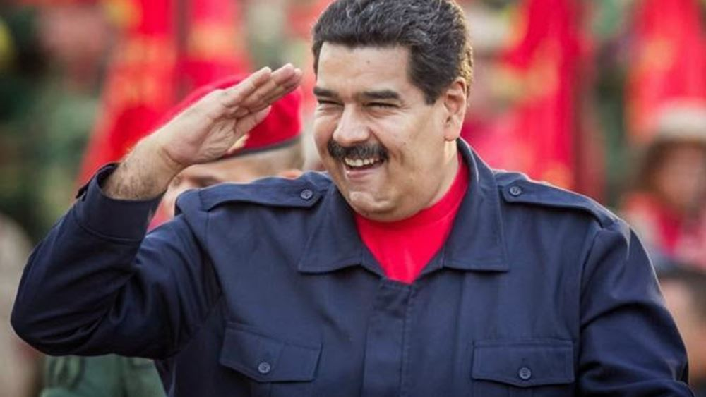 """Ο Μαδούρο εξετάζει μια στρατιωτική """"ανάπτυξη"""" στα σύνορα με την Κολομβία"""
