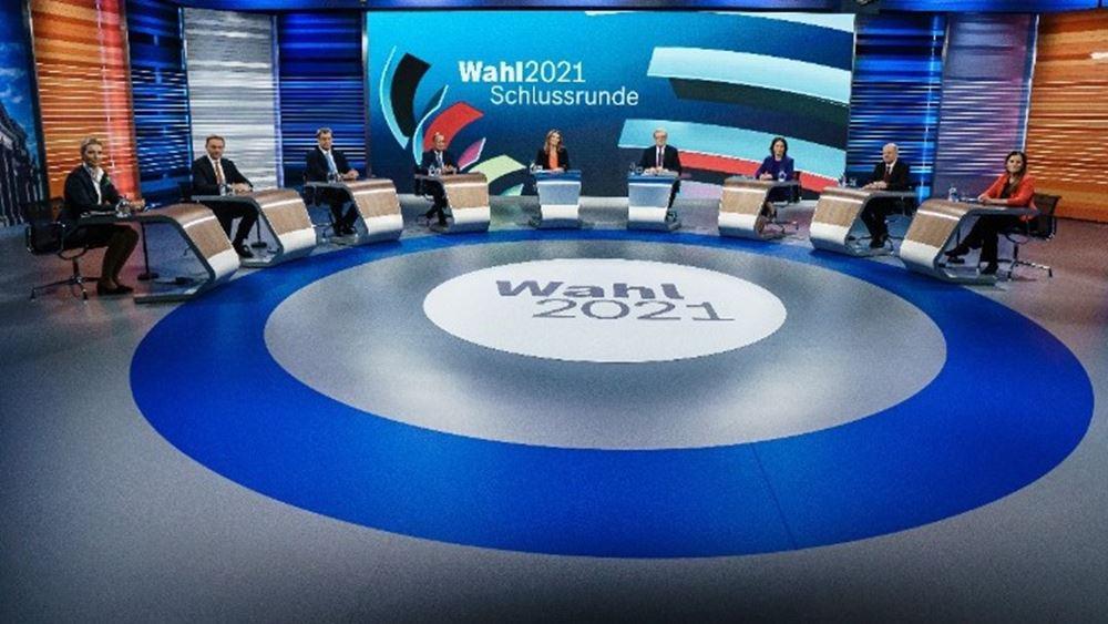 Γερμανία: Το τελευταίο debate των αρχηγών πριν από τις εκλογές