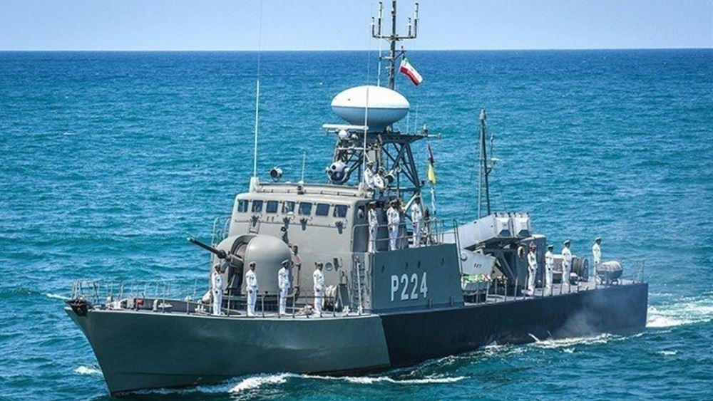 Ιράν: Οι Φρουροί της Επανάστασης δέσμευσαν στον Κόλπο πλοίο για λαθρεμπόριο καυσίμων