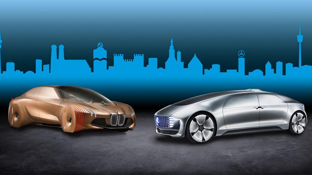 Yπέγραψαν επίσημη συμφωνία το BMW Group και η Daimler AG