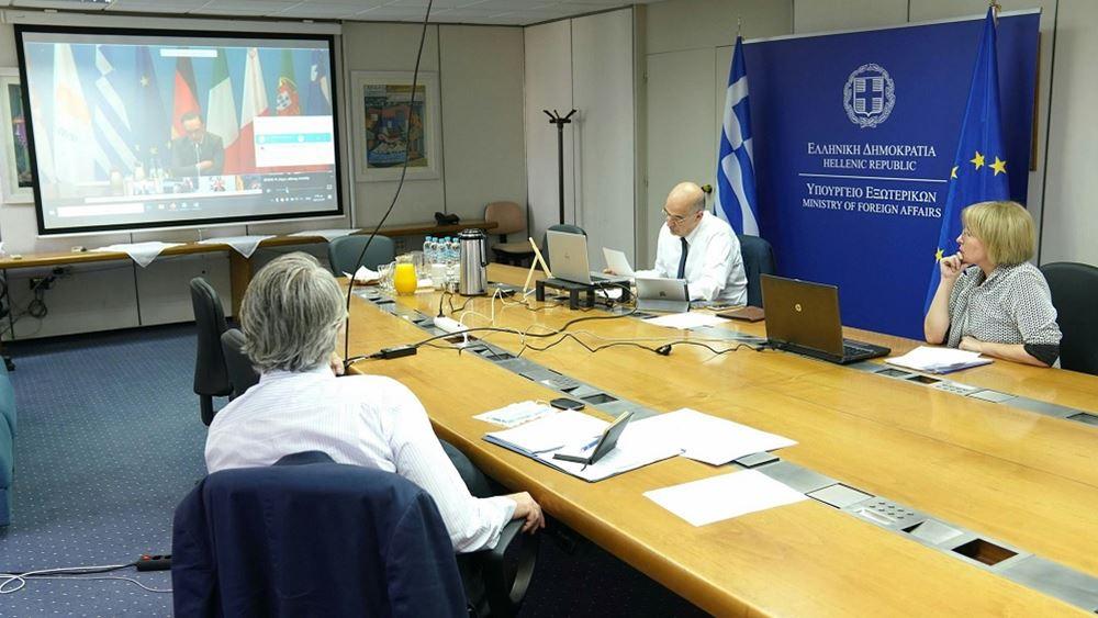 Κοινή διακήρυξη 11 ΥΠΕΞ της ΕΕ: Στόχος η αποκατάσταση της ελεύθερης μετακίνησης των πολιτών