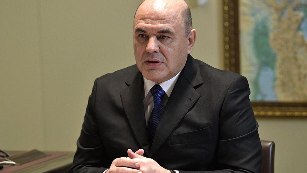 Αναχώρησε από την Θεσσαλονίκη ο Ρώσος πρωθυπουργός Μ. Μισούστιν