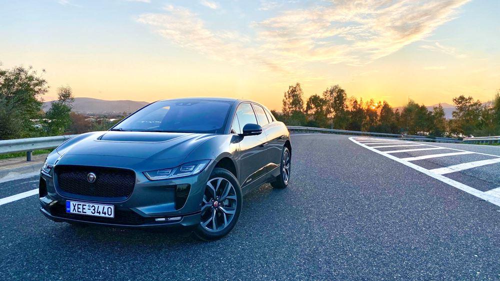 Δοκιμάζουμε την Jaguar I-Pace: απέραντος σεβασμός