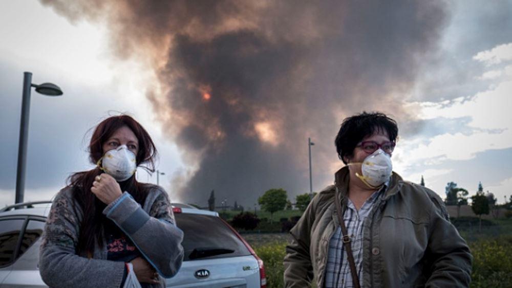 """""""Λάδι στη φωτιά"""" από τον Ισπανό ΥΠΕΣ: Διαδηλωτές αντιμετωπίζουν έως έξι χρόνια φυλακή"""