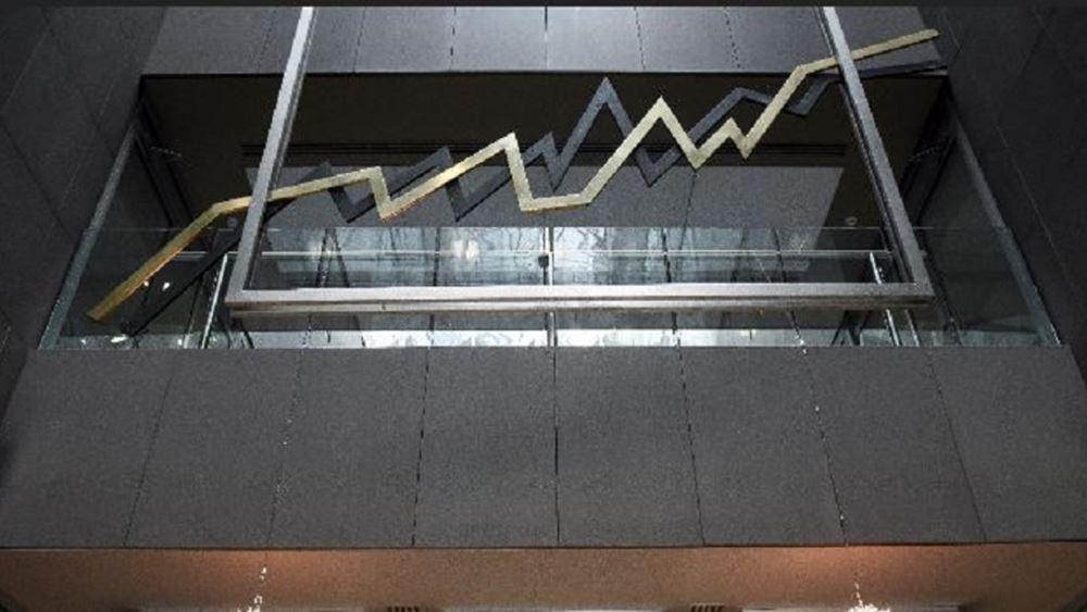 Νευρικότητα και ήπιες πιέσεις στο Χρηματιστήριο