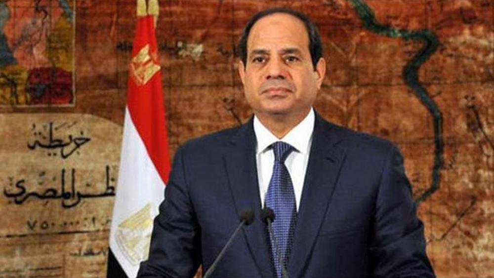 Ο Σίσι διαμηνύει: Δεν θα επιτρέψουμε σε κανέναν να ελέγξει τη γειτονική Λιβύη