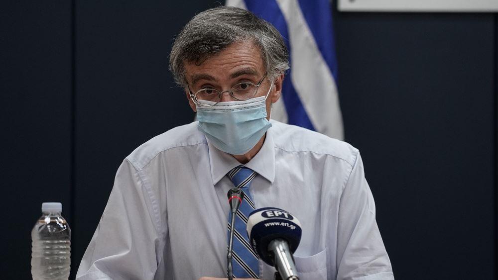 Κορονοϊός: 207 νέα κρούσματα, 5 ακόμη θάνατοι - 38 οι διασωληνωμένοι