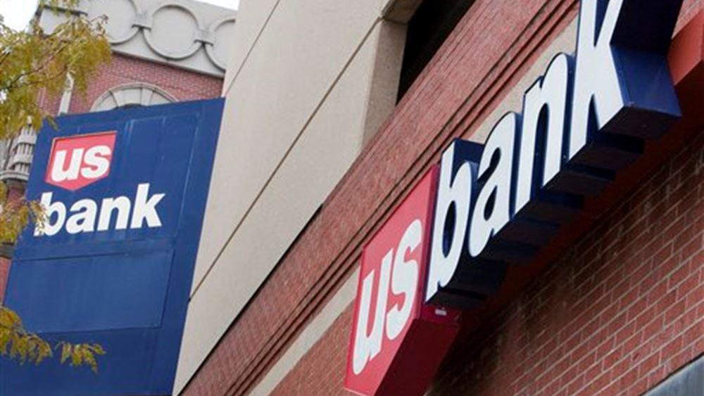 Σε επίπεδο-ρεκόρ τα κέρδη της US Bancorp