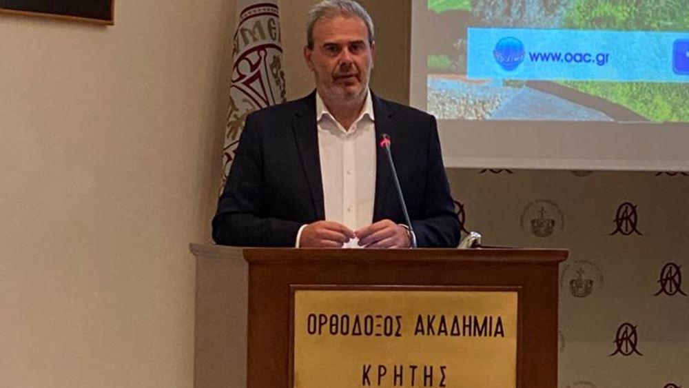 Δ. Φραγκάκης: Προτεραιότητα για τον ΕΟΤ o θρησκευτικός και πολιτιστικός τουρισμός
