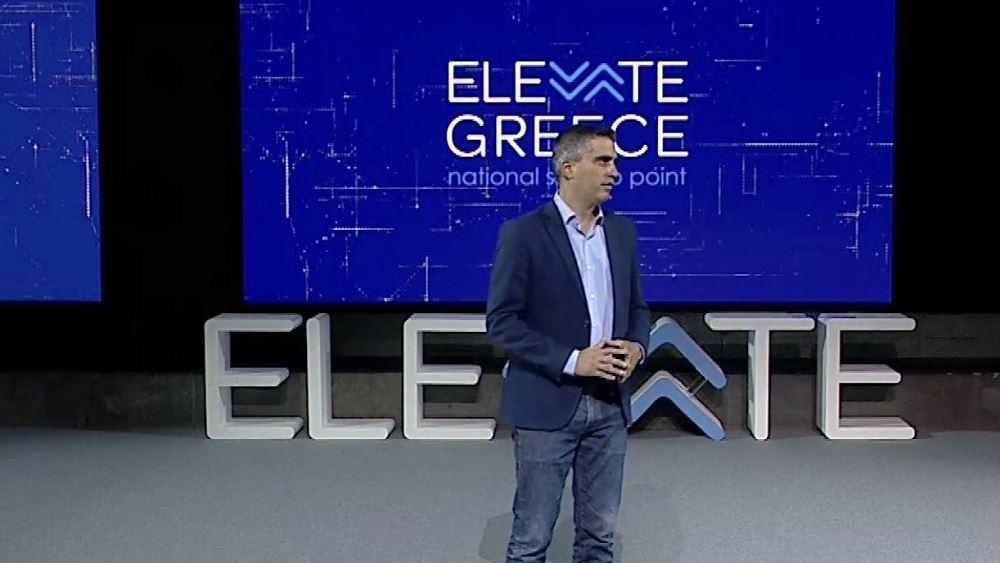 """Χρ. Δήμας: Μέσω της """"ηλεκτρονικής πύλης"""" ElevateGreece η πιστοποίηση των νεοφυών επιχειρήσεων"""