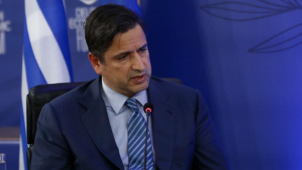 Μ. Στασινόπουλος: Το στοίχημα της διπλής μετάβασης στο κέντρο των προτεραιοτήτων των επιχειρήσεων