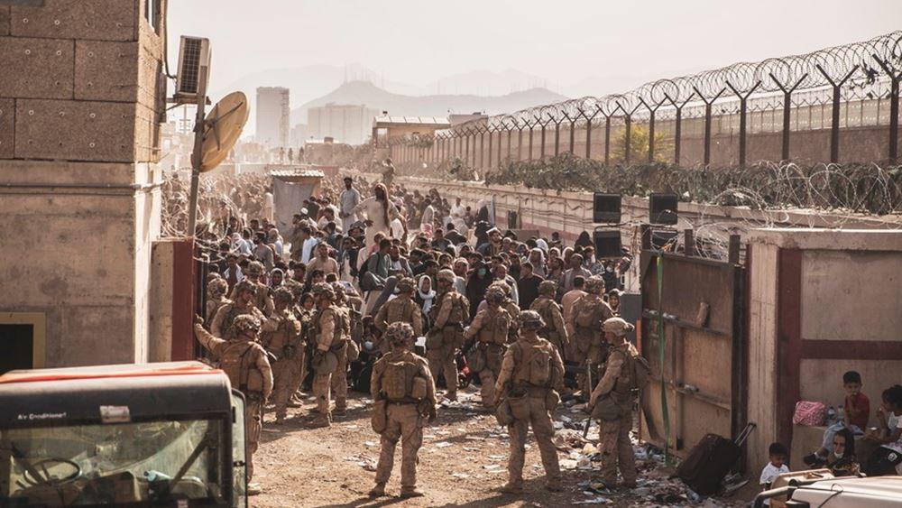 Πεντάγωνο για Αφγανιστάν: Καμία αλλαγή προς το παρόν στο σχέδιο εκκένωσης - Παραμένει ο στόχος της 31ης/8