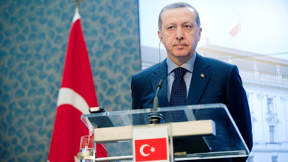 Ο Ερντογάν στο Ηνωμένο Βασίλειο για συνομιλίες για μια νέα εταιρική σχέση
