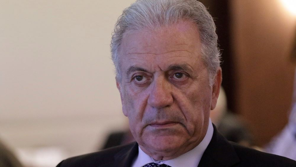 Ανησυχία για την κατάσταση στην Ανατ. Μεσόγειο εξέφρασε ο επίτροπος Μετανάστευσης  Δ. Αβραμόπουλος