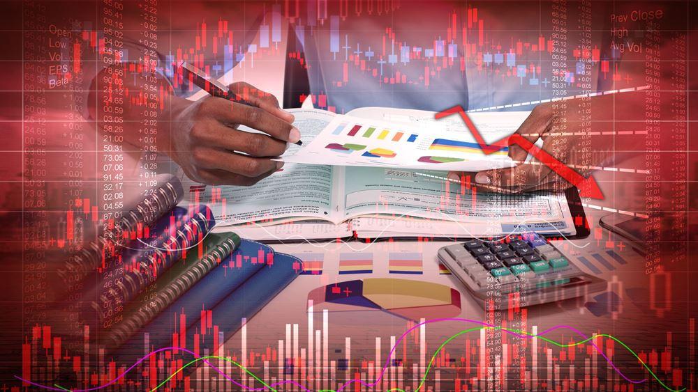 Στο βαθύ κόκκινο οι ευρωαγορές, βουτιά σχεδόν 3% ο Stoxx 600