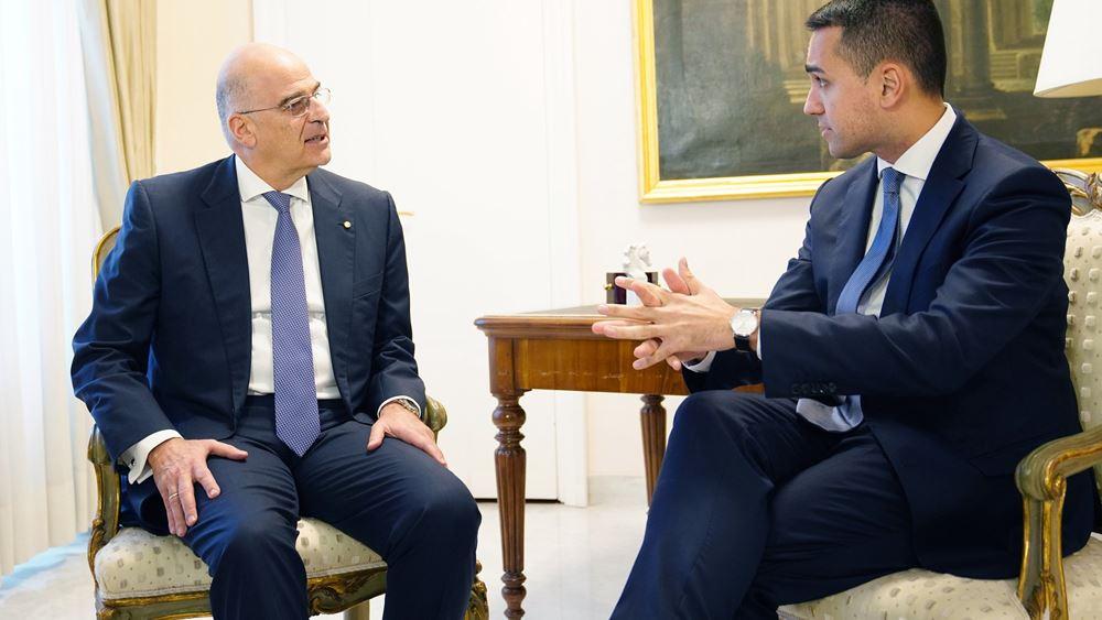 H ιταλική Βουλή επικύρωσε τη συμφωνία Ιταλίας-Ελλάδας για την οριοθέτηση των θαλάσσιων ζωνών