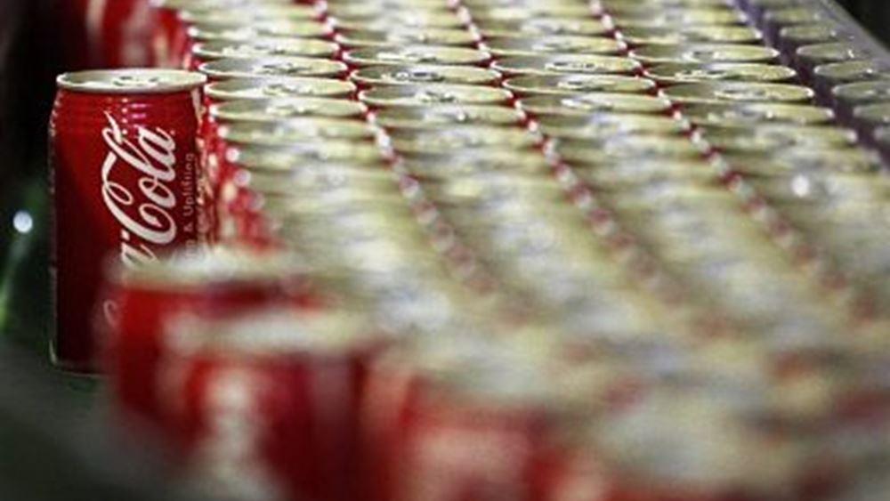 Επένδυση της Coca Cola Τρία Έψιλον στο Κέντρο Διανομής στη Θεσσαλονίκη