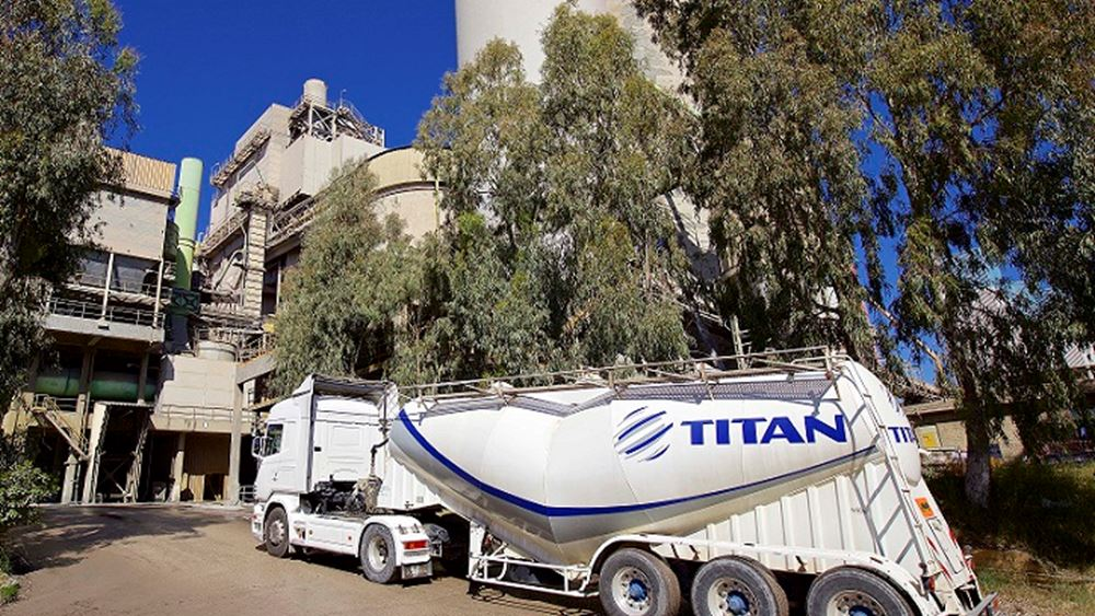 Titan Cement: Σταθερές θετικές επιδόσεις και ενισχυμένες ταμειακές ροές το 2019