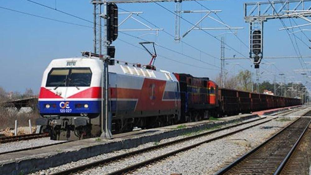 ΟΣΕ: Στα 1,2 δισ. ευρώ η ανάταξη και συντήρηση του σιδηροδρομικού δικτύου