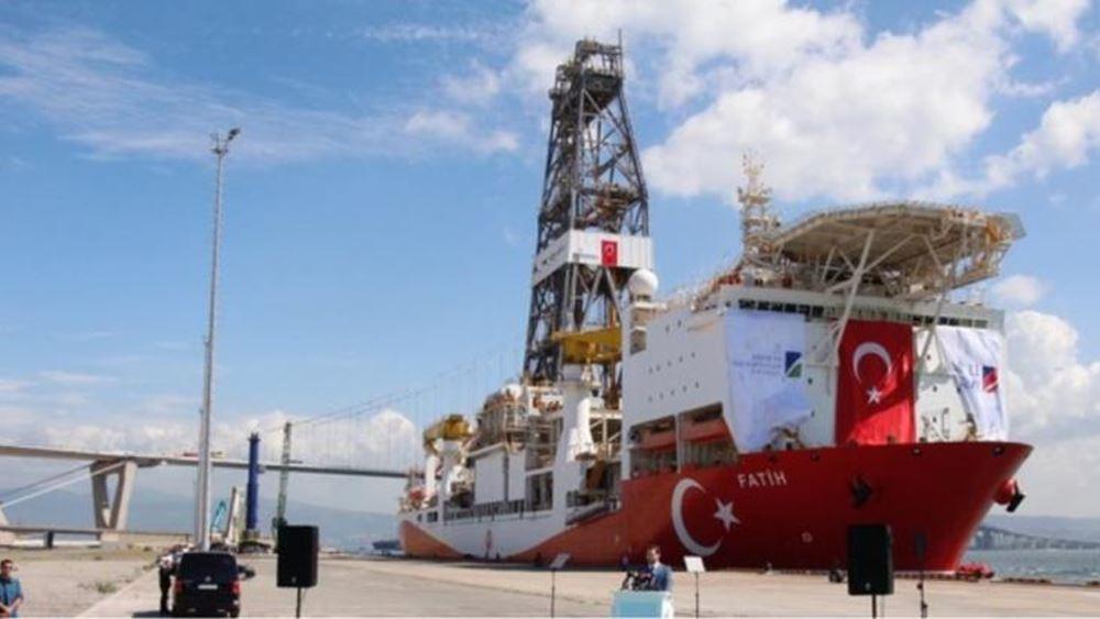"""Κύπρος: Πλώρη για την Καρπασία έβαλε το """"Φατίχ"""""""
