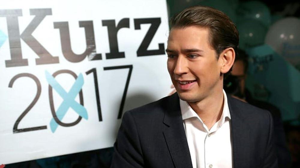 Αυστρία: Σταθερά στην πρώτη θέση παραμένει το Λαϊκό Κόμμα του Κουρτς στις δημοσκοπήσεις