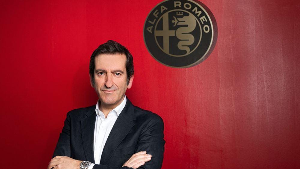 Επικεφαλής σχεδίασης της Alfa Romeo o Alejandro Mesonero-Romanos