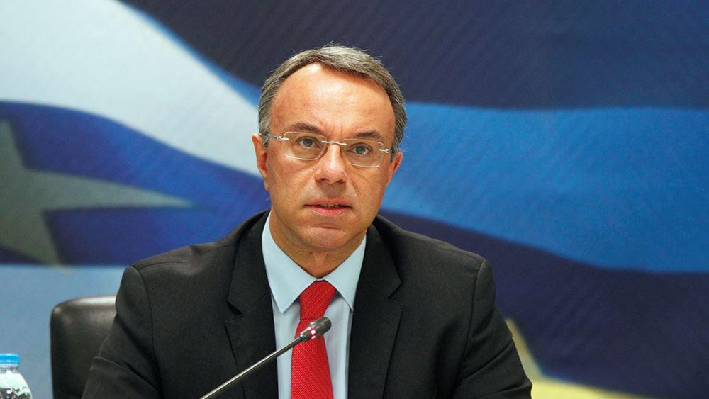 Σταϊκούρας: Έρχονται νέες παρεμβάσεις στήριξης σε 8 κλάδους την επόμενη εβδομάδα