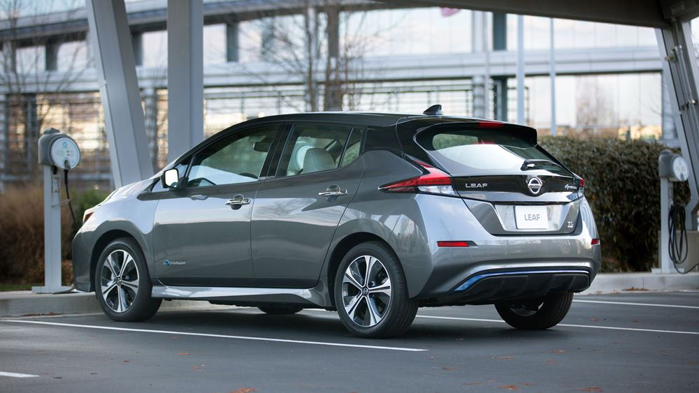 Nissan: Έως το 2030 το 40% των πωλήσεών της στις ΗΠΑ θα είναι ηλεκτρικά οχήματα