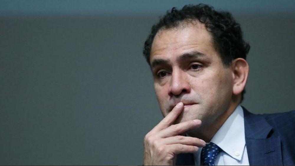 Ο υπουργός Οικονομικών του Μεξικού διαγνώστηκε θετικός στον κορονοϊό