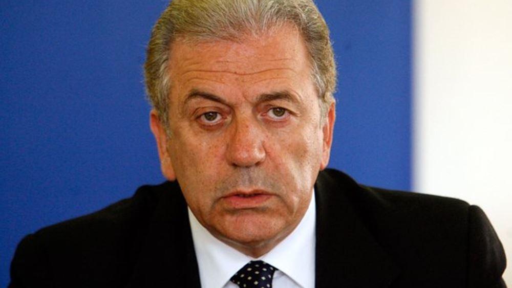 Δ. Αβραμόπουλος: Βάζει στο κάδρο και τον Κ. Καραμανλή για την υπόθεση Novartis