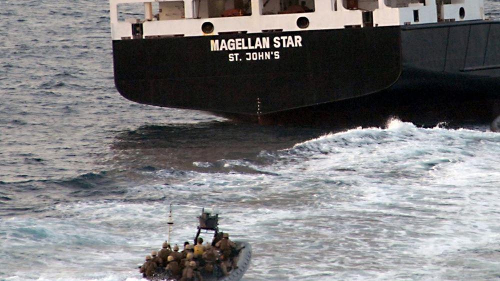 Γκαμπόν: Πειρατές επιτέθηκαν σε τέσσερα πλοία