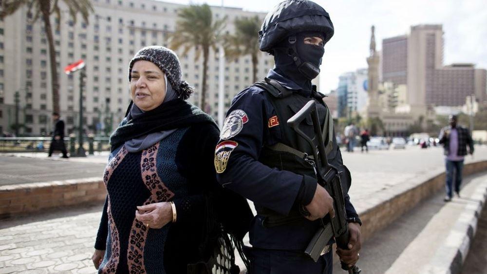 Αίγυπτος: Δυνάμεις ασφαλείας στην πλατεία Ταχρίρ μετά τις διαδηλώσεις εναντίον του Σίσι