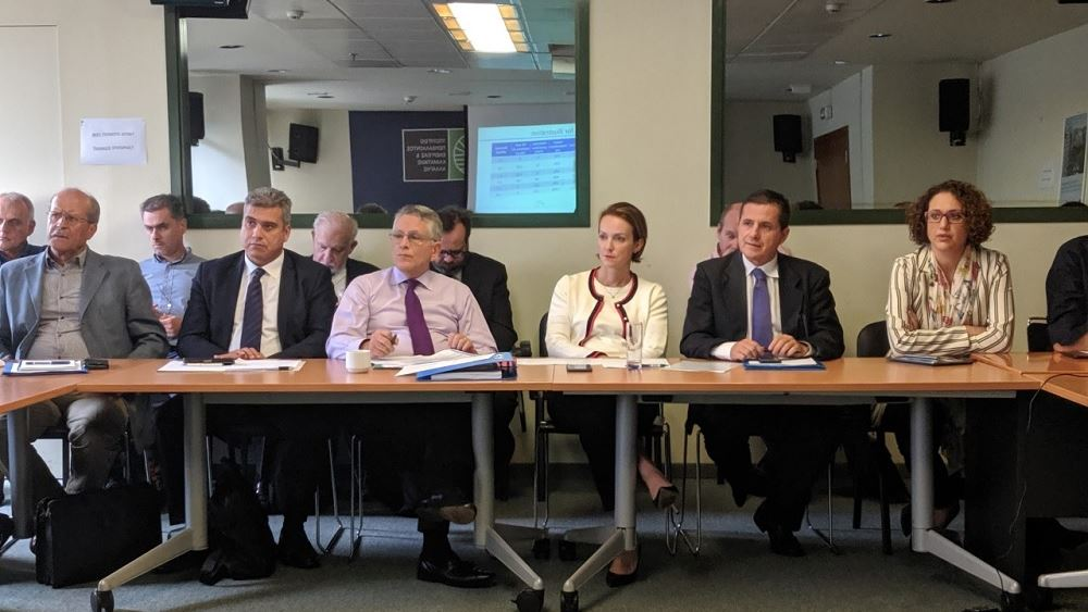 Συνεδρίαση της Διυπουργικής Επιτροπής για το Εθνικό Σχέδιο για την Ενέργεια και το Κλίμα