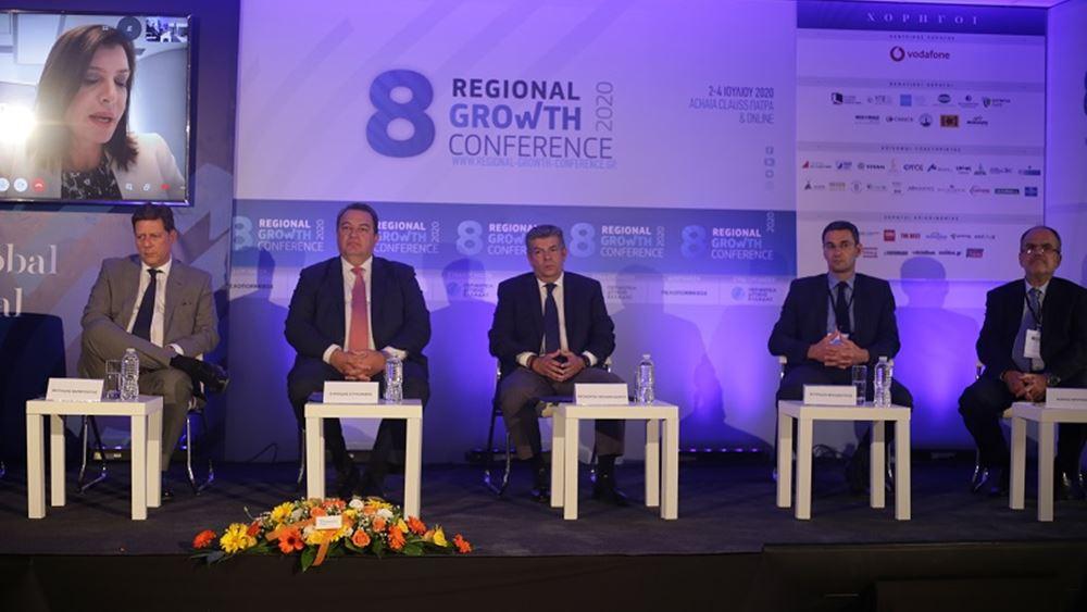 """""""Ο πρώτος λόγος στις τοπικές κοινωνίες"""", το μήνυμα του πρωθυπουργού στο 8th Regional Growth Conference"""