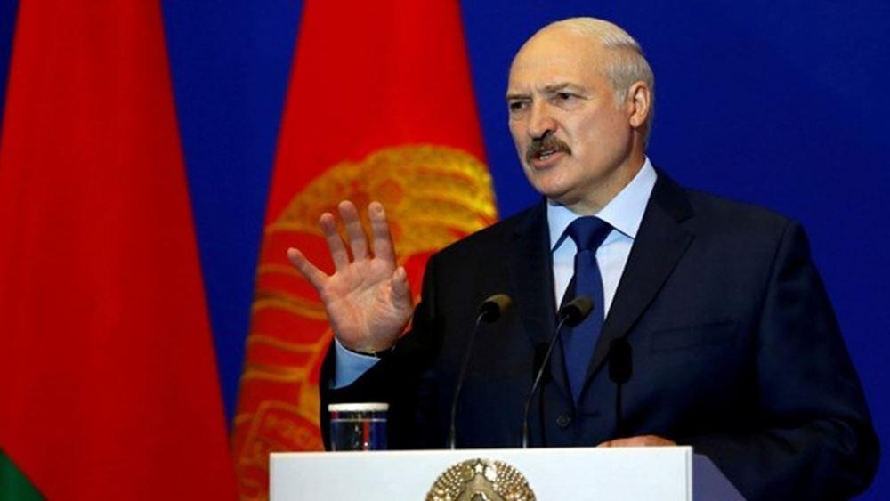 """Λευκορωσία: Η αντιπολιτευόμενη υποψήφια Τιχανόφσκαϊα καλεί τον Λουκασένκο να """"παραδώσει την εξουσία"""""""