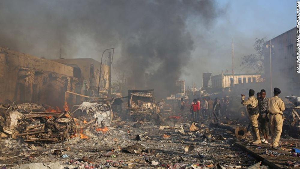 Τουρκία: Αποστολή βοήθειας στα θύματα της χτεσινής βομβιστικής επίθεσης στο Μονγκαντίσου