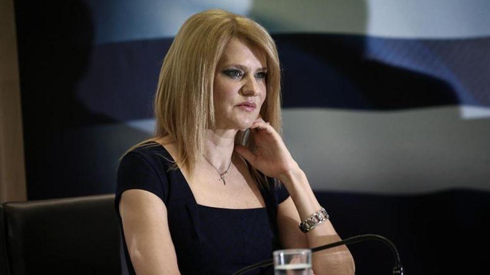 Επίθεση στο σπίτι της βουλευτού του ΣΥΡΙΖΑ Θεοδώρας Τζάκρη