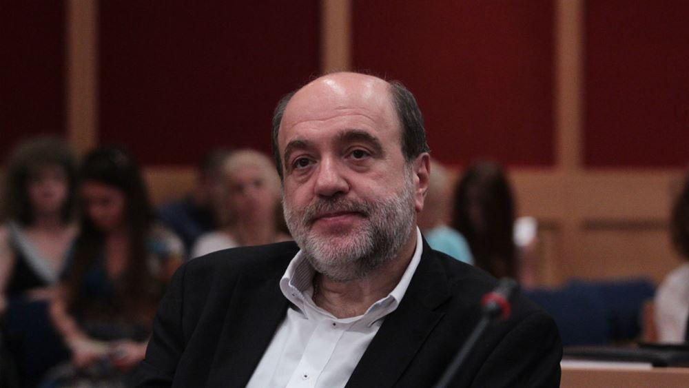 Τρ. Αλεξιάδης: Τι απαντά στον Γ. Βαρουφάκη για το ΣΔΟΕ