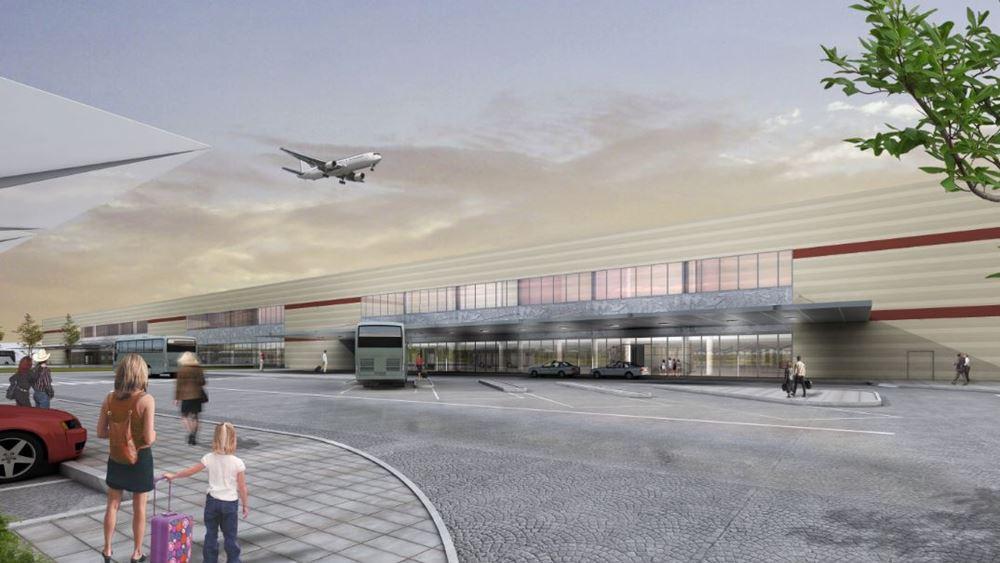 Έτσι θα είναι το νέο διεθνές αεροδρόμιο στο Καστέλι της Κρήτης