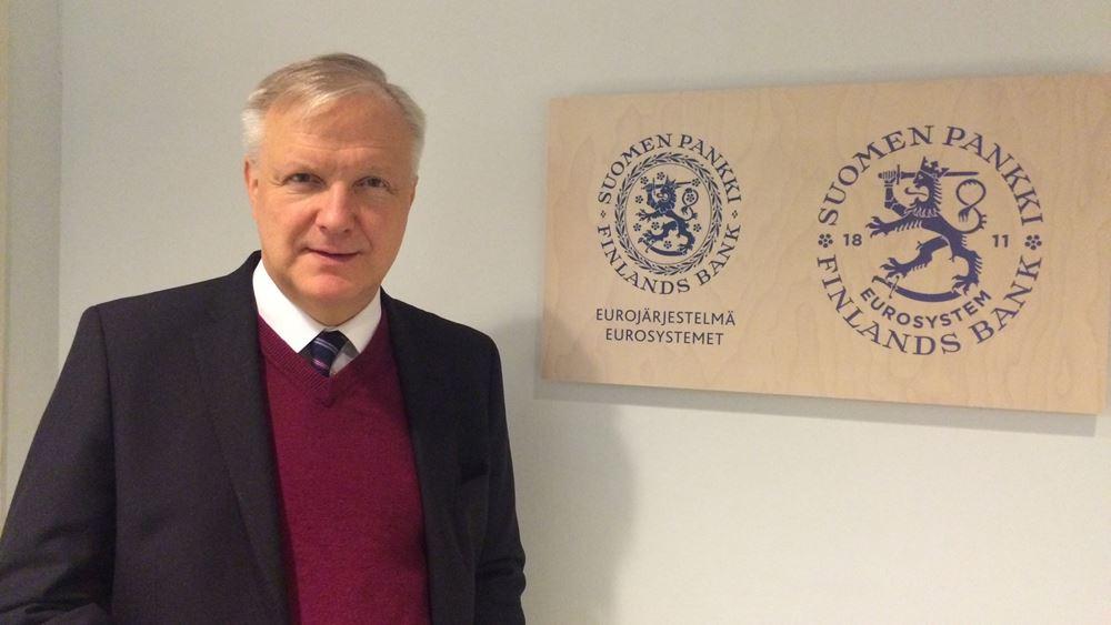 Rehn: Η ΕΚΤ να επαναξετάσει το πλαίσιο πολιτικής της