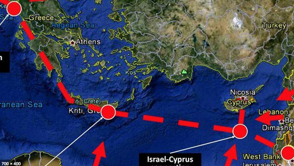 EastΜed: Χαιρετίζουν το νόμο τα αμερικανικά επιμελητήρια Ελλάδας-Κύπρου-Ισραήλ