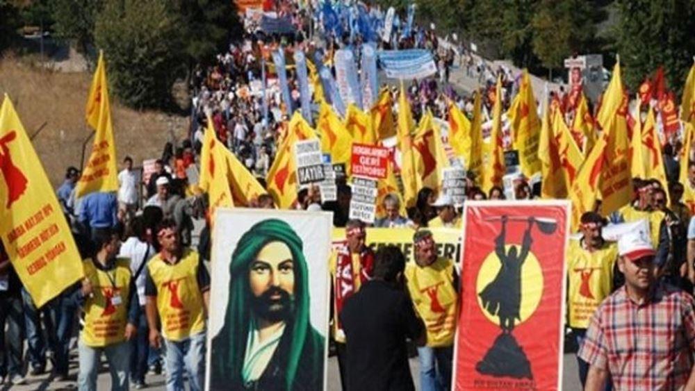 """Ο """"άγνωστος πόλεμος"""" της Τουρκίας εναντίον των Αλεβί: Θρησκευτικά ανελεύθερο το 17% του πληθυσμού"""