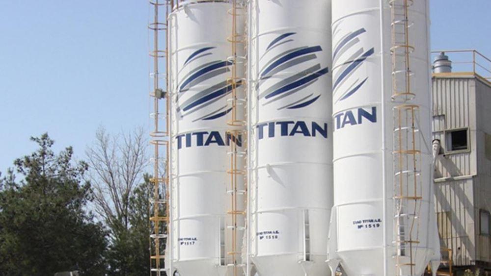Τιτάν: Νέα έκδοση ομολόγου 250 εκατ. ευρώ