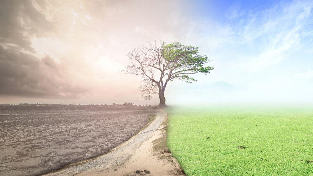Αμελητέα εκτιμάται η μακροπρόθεσμη επίπτωση του παγκόσμιου lockdown στην κλιματική αλλαγή