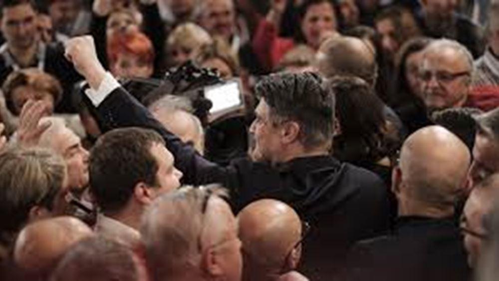 Κροατία: Σήμερα η τελετή ορκωμοσίας του νέου Προέδρου της χώρας Ζόραν Μιλάνοβιτς