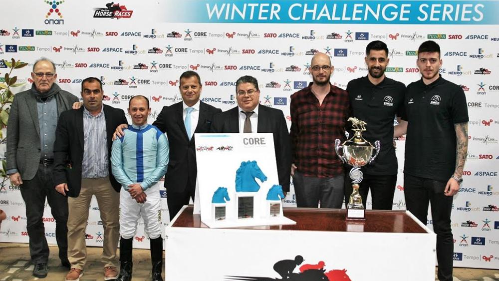 ΟΠΑΠ: Μεγάλη επιτυχία για το Winter Challenge Series στον Ιππόδρομο