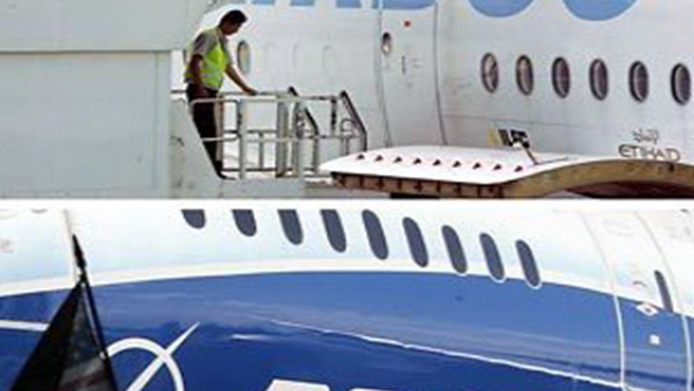 Boeing: Παγώνει την παραγωγή στο Σιάτλ λόγω κορονοϊού