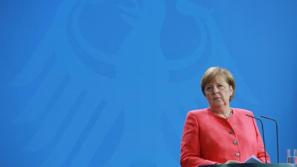 """Μέρκελ: """"Υπερβολική απαίτηση"""" από τους πολίτες οι περιορισμοί για τον κορονοϊό"""