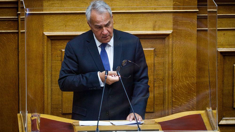 Μ. Βορίδης: Να πάρει καθαρή θέση ο ΣΥΡΙΖΑ απέναντι στους αντιεμβολιαστές